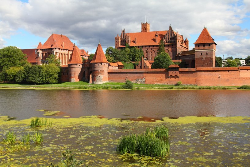 Zamek w Malborku /©123RF/PICSEL