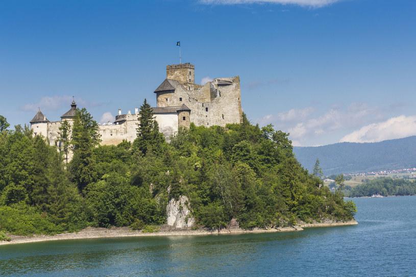 Zamek w Niedzicy /123/RF PICSEL
