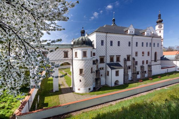 Zamek w Pardubicach /123/RF PICSEL