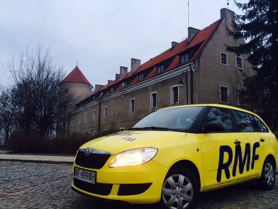 Zamek w Pasłęku /Piotr Bułakowski /RMF FM