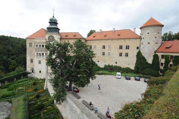 Zamek w Pieskowej Skale /fot. Gerard /Reporter