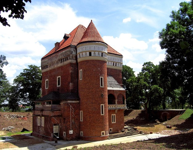 Zamek w Rzemieniu/fot. Daniel Chojnacki /East News