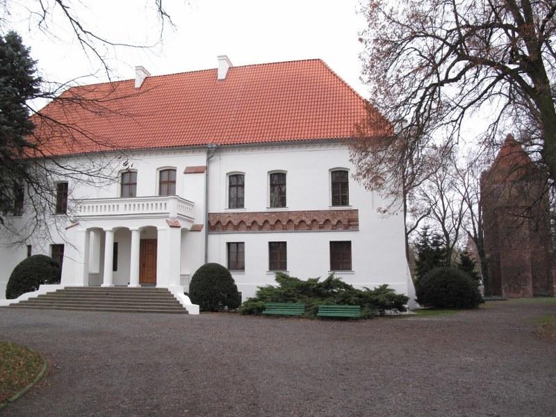 Zamek w Szamotułach /Adam Górczewski /RMF FM