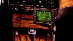 """Zamiast mapy – o przyszłości nawigacji samochodowych w """"Motorze"""" z 1988 roku"""