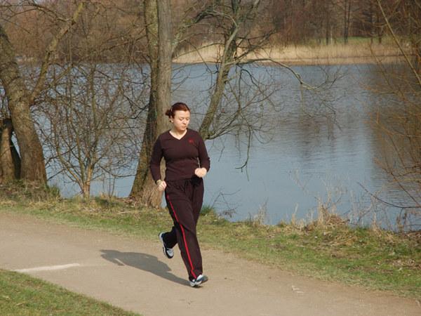 Zamiast się denerwować, idź pobiegać do parku  /© Panthermedia