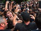Zamieszki między zwolennikami i przeciwnikami Donalda Trumpa