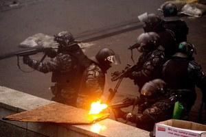 Zamieszki na Ukrainie: Giną kolejni ludzie