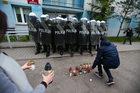 Zamieszki pod komisariatem we Wrocławiu. Jest wyrok sądu