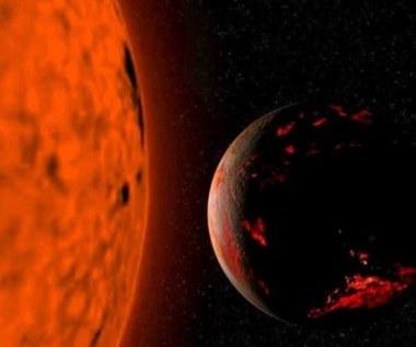 Zaobserwowano gwiazdę pożerającą planety