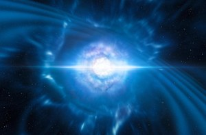 Zaobserwowano pierwsze światło od źródła fal grawitacyjnych