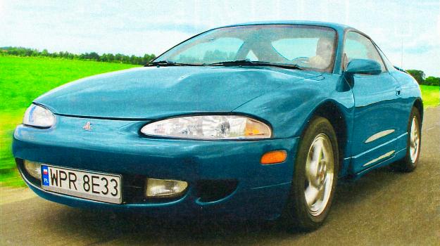 Zaokrąglone linie byty dziesięć lat temu w modzie. Przez to samochód wygląda elegancko, ale nie agresywnie. /Motor