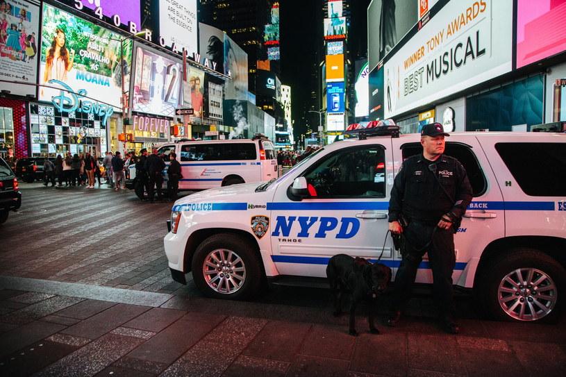 Zaostrzone środki bezpieczeństwa w Nowym Jorku /PAP/EPA