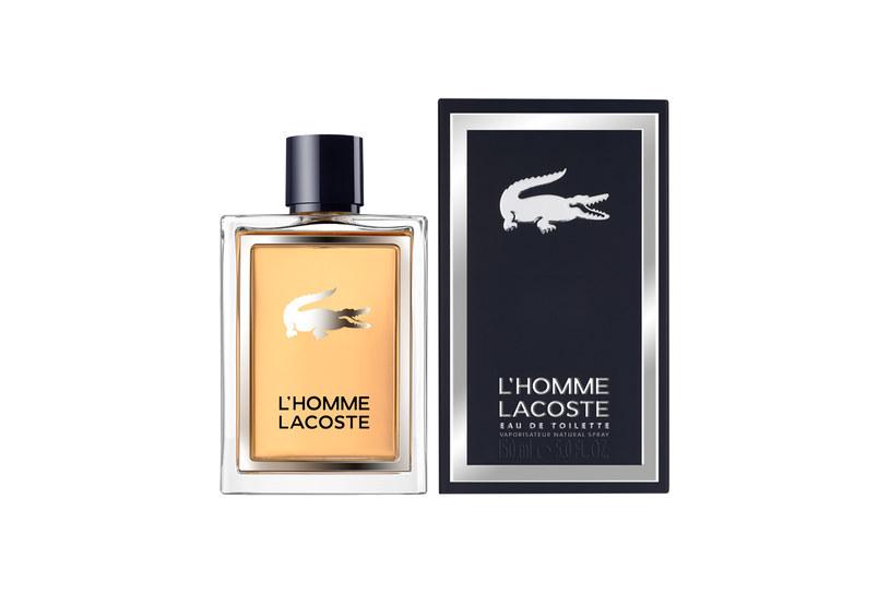Zapach L'Homme Lacoste /materiały prasowe
