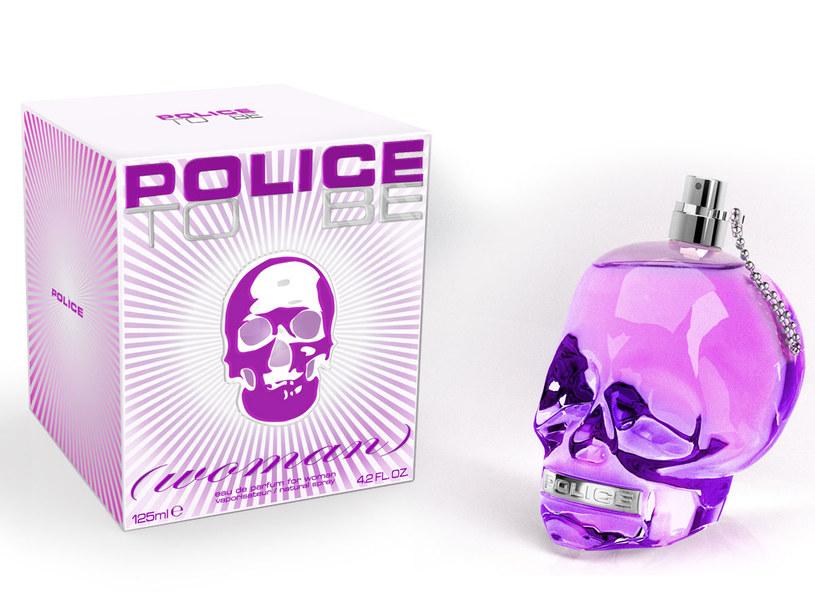 """Zapach Police """"To be"""" /materiały prasowe"""