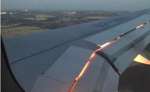 Zapalił się silnik samolotu, którym podróżowali piłkarze Arabii Saudyjskiej
