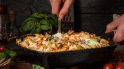 Zapiekanka á la lasagne