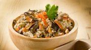 Zapiekanka gajowego - z kaszą i grzybami