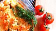 Zapiekanka rzymska z pomidorami