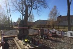 Zapomniany polski cmentarz w Lubomlu