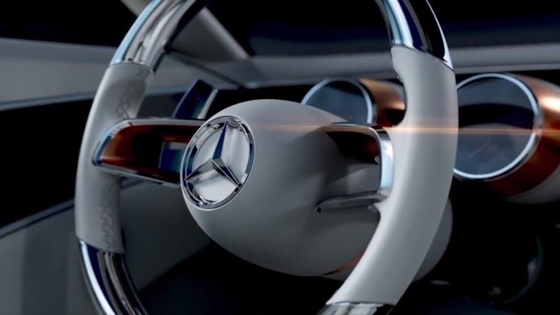 Zapowiedź tajemniczego Mercedesa /