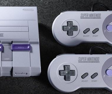 Zapowiedziano odświeżoną wersję Super Nintendo Entertainment System