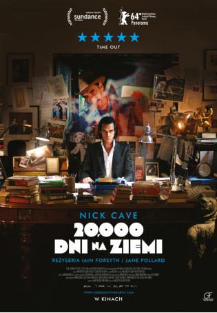 """Zapraszamy do kin na """"20 000 dni na Ziemi"""" /materiały prasowe"""