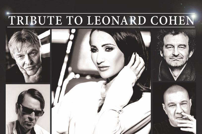 """Zapraszamy na koncert """"Tribute to Leonard Cohen"""" /materiały prasowe"""