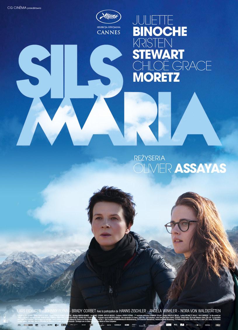 """Zapraszamy na """"Sils Maria"""" do kin od 20 marca /materiały prasowe"""