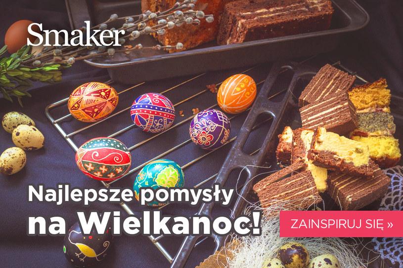 Zapraszamy na stronę www.wielkanoc.smaker.pl /Styl.pl
