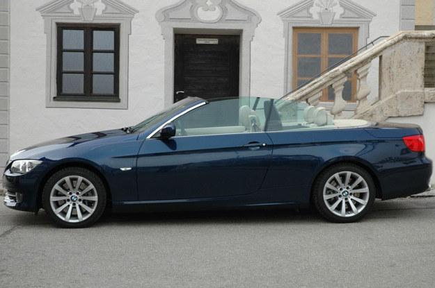 Zaprezentowane 4 lata temu coupe-cabrio wciąż wyglądaj bardzo atrakcyjnie /INTERIA.PL