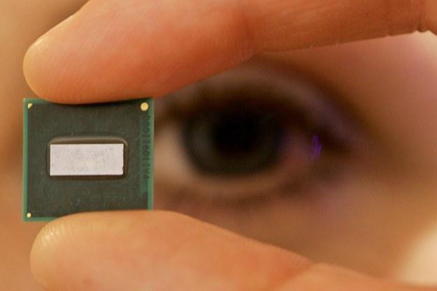 Zaprojektowano 2000 różnych urządzeń wykorzystujących procesory Atom /AFP