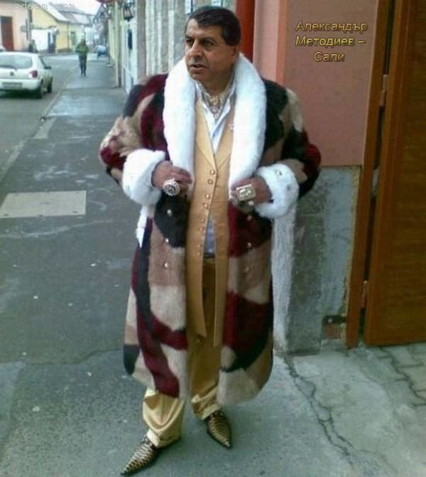 Zaraz po zaprzysiężeniu nowego posła w bułgarskim internecie pojawiły się takie oto fotomontaże /