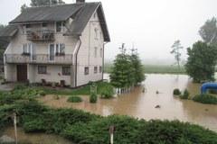 Żarnowiec pod wodą. 20 gospodarstw jest podtopionych