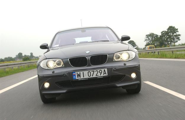 Zarówno przy 50 km/h jak i 90 km/h oraz 140 km/h zachowanie kół i samochodu nie wzbudzało żadnych zastrzeżeń. /Motor