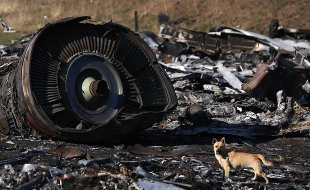 Zasądzono odszkodowanie dla bliskich ofiar z boeinga zestrzelonego nad Ukrainą