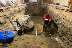 Zaskakujące odkrycia archeologiczne w Krakowie. Pierwsze takie zdjęcia!