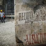Zaskakujące odkrycie archeologów. Dokonano go na terenie wykopalisk w Pompejach