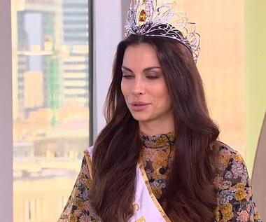 Zaskakujące słowa Miss Polonii 2017