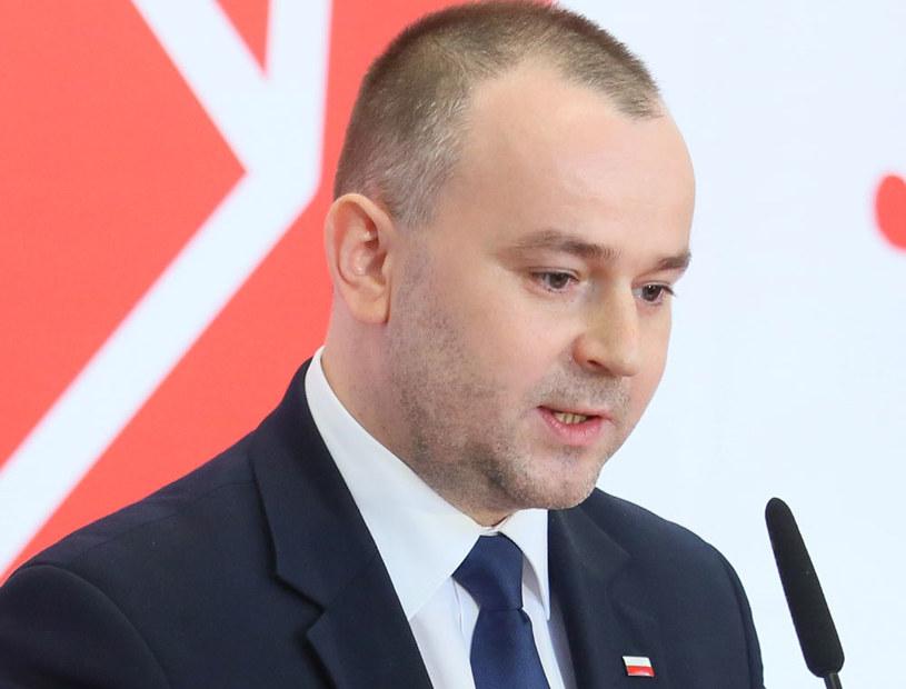Zastępca szefa Kancelarii Prezydenta RP Paweł Mucha /Leszek Szymański /PAP