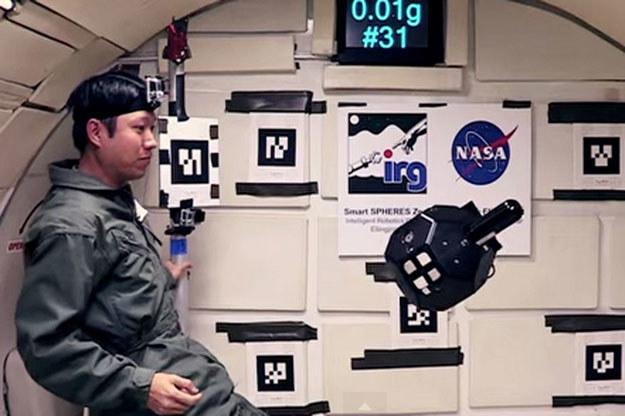 Zastosowanie w dronie podzespołów smartfona z Androidem otworzyło przed NASA nowe szanse. /Gadżetomania.pl