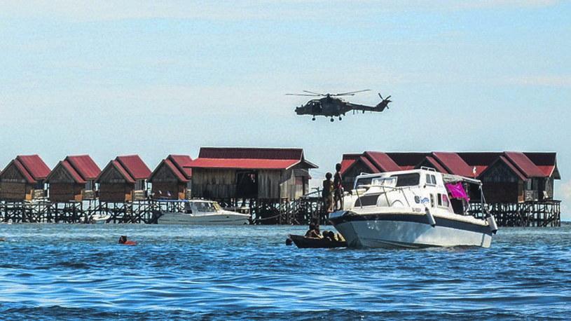 Zatonęła łódź z nielegalnymi imigrantami /PAP