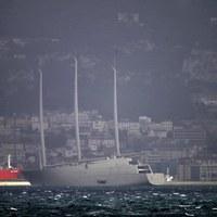 Zatrzymano jacht rosyjskiego miliardera. Rosjanin nie zapłacił 13 milionów funtów
