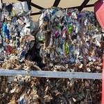 Zatrzymano pojazd nielegalnie przewożący odpady. Kierowca wwiózł śmieci z Niemiec