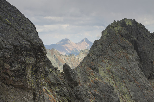 Zawrat w Tatrach /123/RF PICSEL