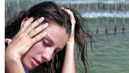 Zawroty głowy są niemiłą przypadłością /Picsel /©123RF/PICSEL
