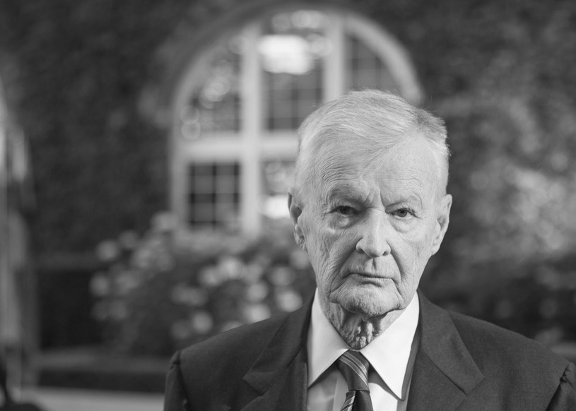 Zbigniew Brzeziński, zdjęcie z 2014 roku /Leszek Kotarba  /East News