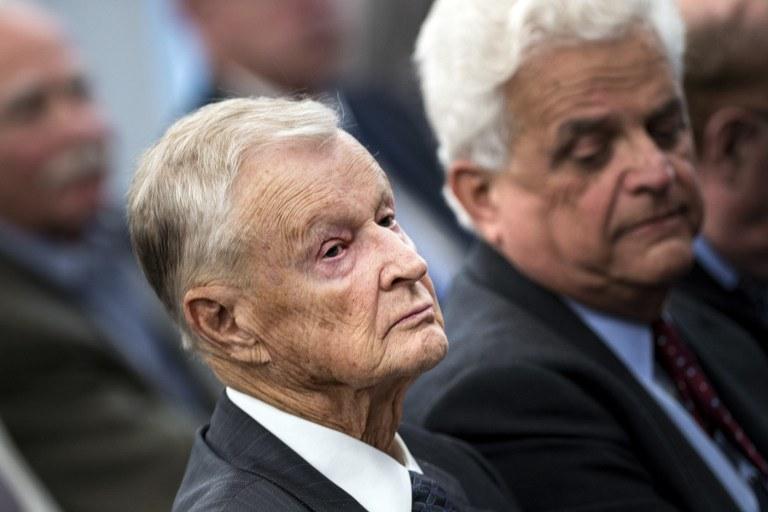 Zbigniew Brzeziński /AFP