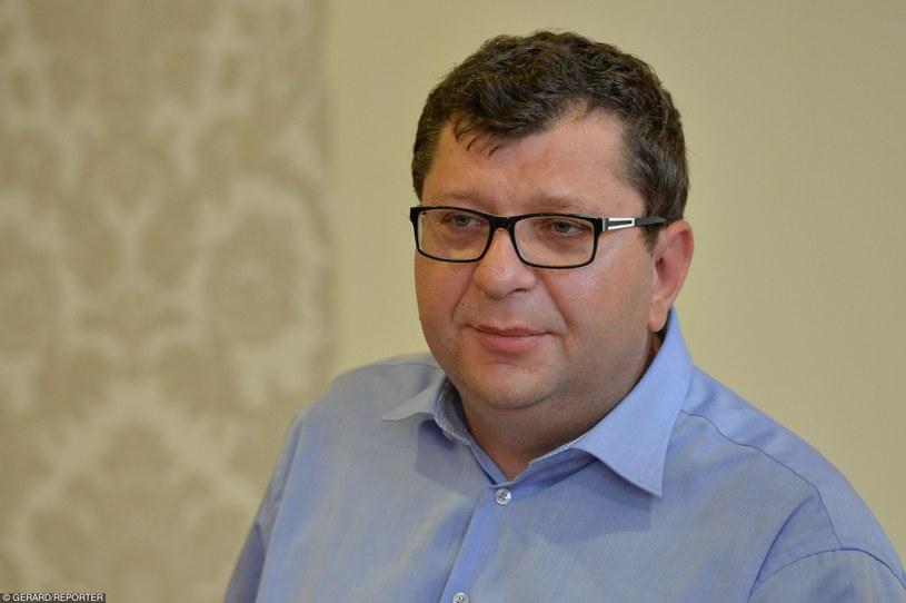 Zbigniew Stonoga /GERARD/REPORTER /East News