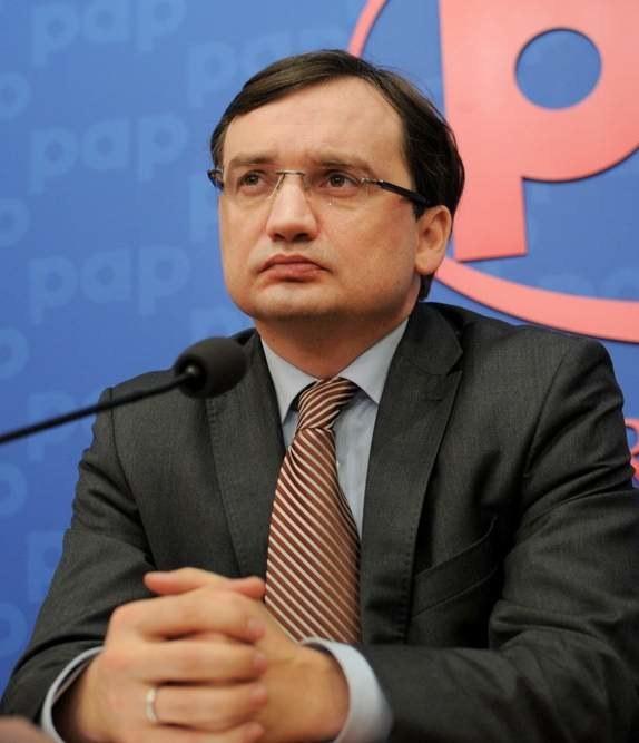 Zbigniew Ziobro, prezes Solidarnej Polski Zbigniewa Ziobry /Fot. A. Stępień /Reporter
