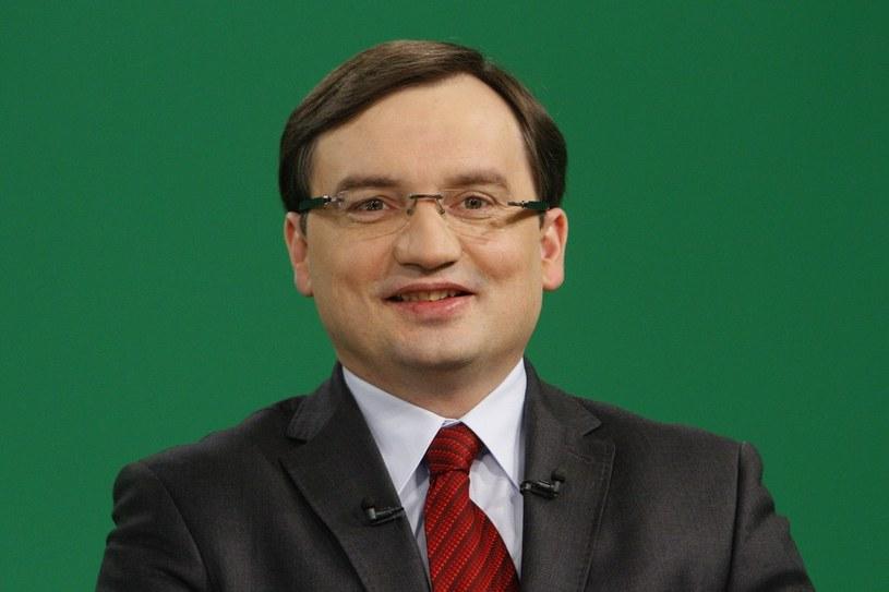Zbigniew Ziobro /Jarosław Wojtalewicz /East News